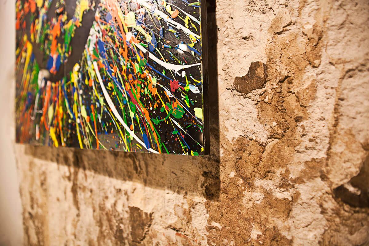 Paintings - RUNIA